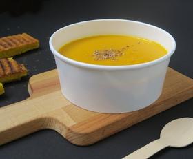 Recept za slastno korenčkovo juho s koriandrom in kokosovim mlekom