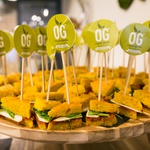 Organic Garden v Ljubljani odprl prvo poslovalnico (foto: Matjaž Tavčar)