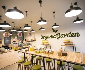 Organic Garden v Ljubljani odprl prvo poslovalnico