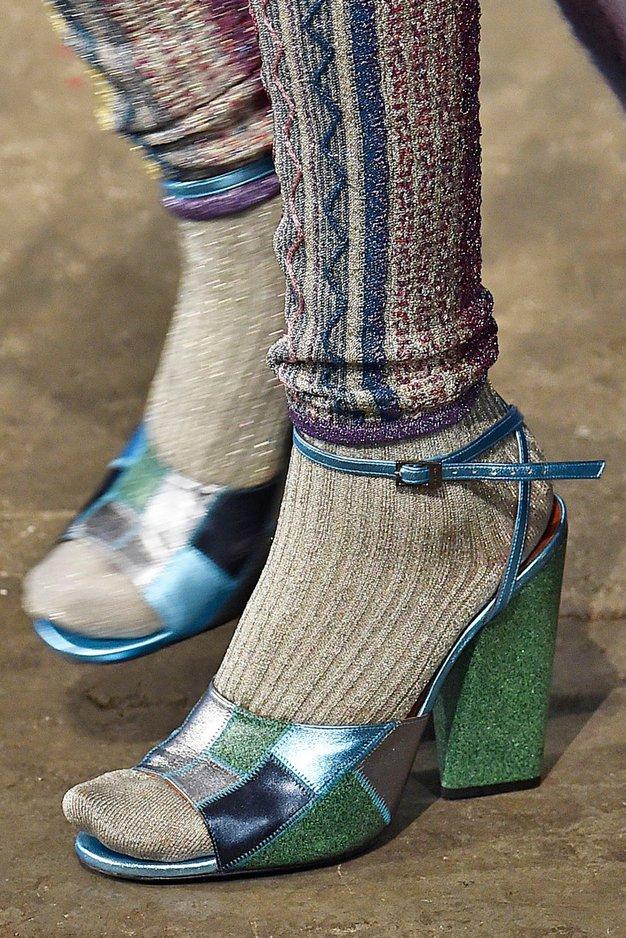 Nogavice: Nekoč so jih nosili in razkazovali le športniki, danes pa ... - Foto: Profimedia