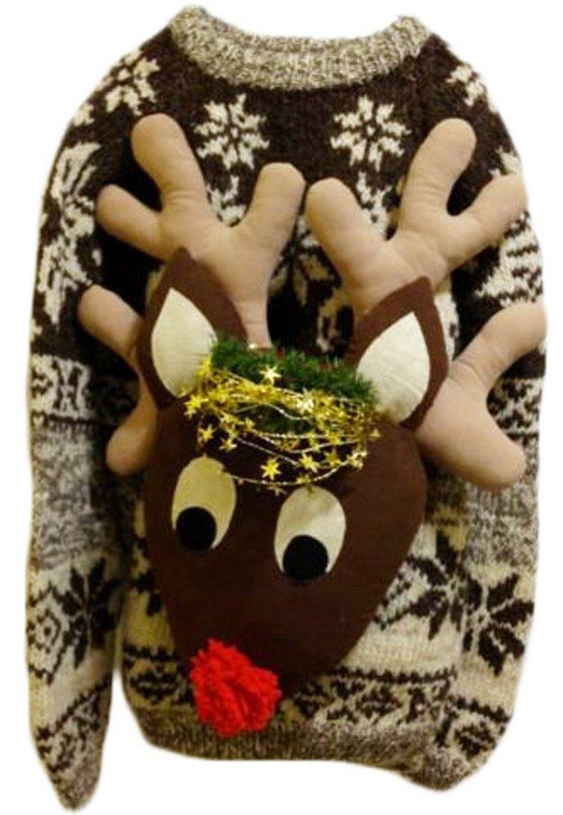 Najbolj bizarni božični puloverji