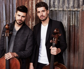VIDEO: Oglejte si nov videospot 2CELLOS za skladbo 'Game of Thrones'!