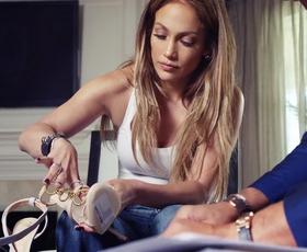 Bo Jennifer Lopez od zdaj naprej oblikovala čevlje?