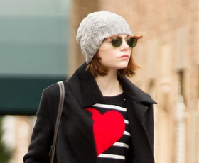 Modni hit: pulover s srčkom! Nanj prisegajo tudi zvezdnice