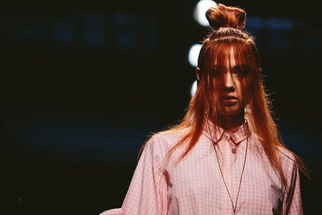 Mercedes-Benz Fashion Week Ljubljana: Prihaja aprilska edicija mednarodnega premium teden mode! - Foto: Jani Ugrin