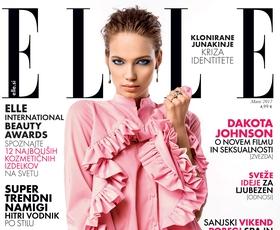 Čas je za novo Elle - V marčevski številki vas tokrat čaka ...