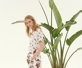 Pepe Jeans: To poletje boste nosile tropske vzorce!
