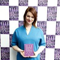 Predstavnica blagovne znamke Dior. (foto: Helena Kermelj)