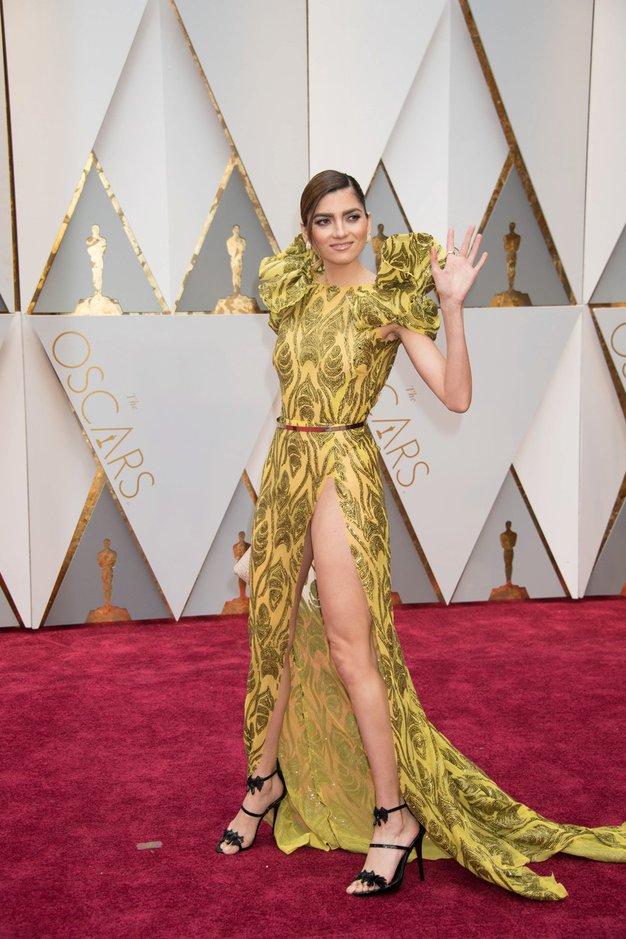 Oskarji 2017: Najlepše obleke z rdeče preproge (FOTO)