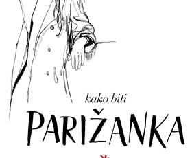 """""""Parižanka vedno in povsod!"""" (izbor knjige meseca)"""