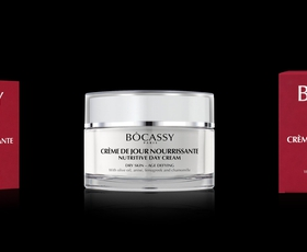 NAGRAJUJEMO: Preizkusite dnevno hranljivo kremo Bocassy in osvojite lušten kozmetični paketek