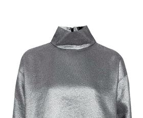 Trend: Kombinirajte belino in futuristično srebro!