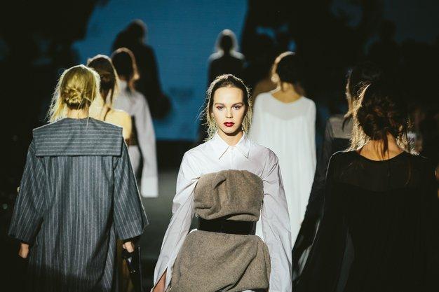 Mercedes-Benz Fashion Week Ljubljana in Mastercard: Neprecenljivo modno doživetje - Foto: Jani Ugrin