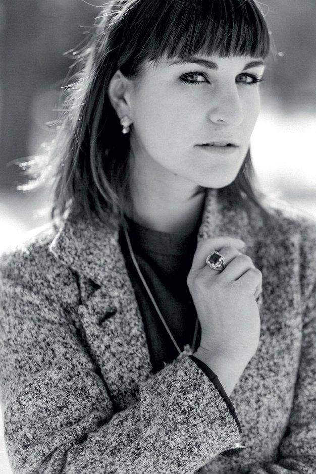 Uršula Rihtar: Spoznajte oblikovalko mističnega nakita! - Foto: Osebni arhiv