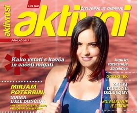 Izšla je prva številka revije Aktivni!