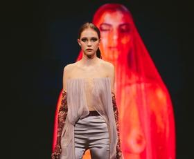 FOTO: To so kolekcije 2. dne mednarodnega premium tedna mode v Ljubljani!