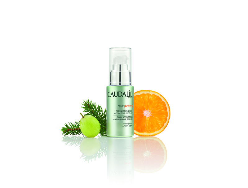 Glow activating anti wrinkle serum