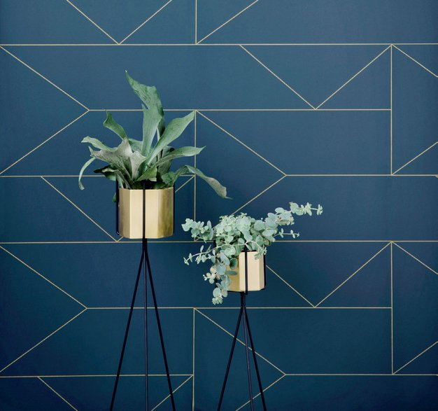 Lonec Hexagon, Ferm Living, 67 €
