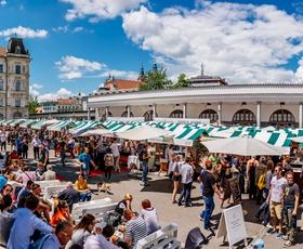 Danes že 100. ljubljanska Odprta kuhna!