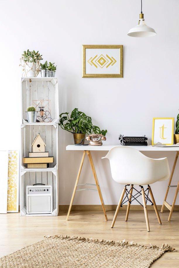 9 nasvetov, kako urediti pisarno v hygee stilu? - Foto: Profimedia
