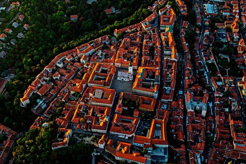 Zagreb, Gornji grad