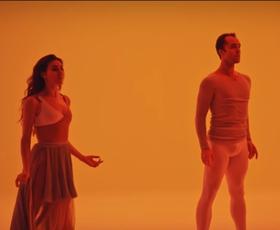 Ko združita moči balet in visoka moda