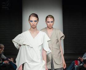 SŠOF: Modna revija mladih modnih oblikovalcev