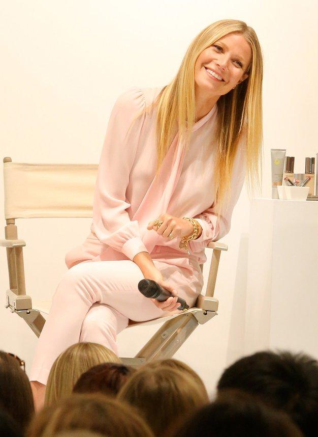 """Gwyneth Paltrow: """"Zelo sem srečna, da se lahko ukvarjam s stvarmi, do katerih čutim strast"""" - Foto: Profimedia"""
