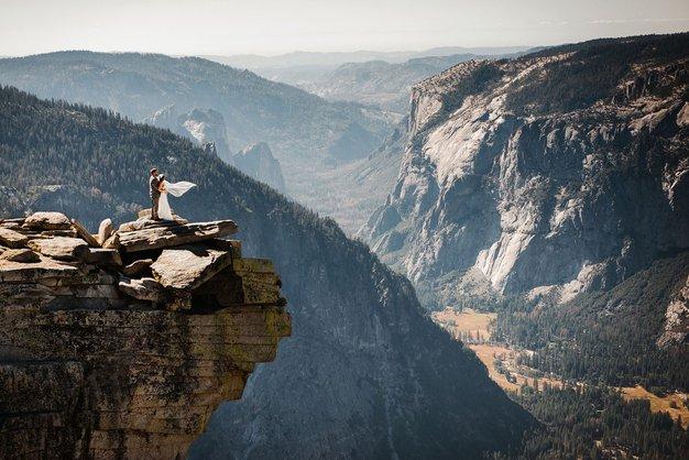 Yosemite Half-Dome, Kalifornija