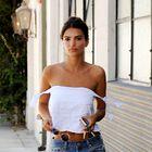 FOTO: Zvezdnice priporočajo džins kratke hlače, iz katerih štrlijo žepi!