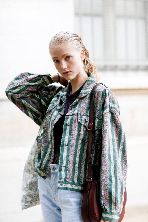 'Haute Couture' teden mode v Parizu: Najboljša ulična inspiracija