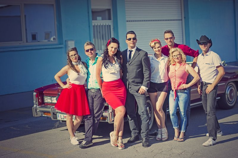 Rok'n'Band predstavljajo novi single in videospot z naslovom Nina