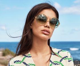 Letos nosite okrogla sončna očala! (5 TOP modelov)