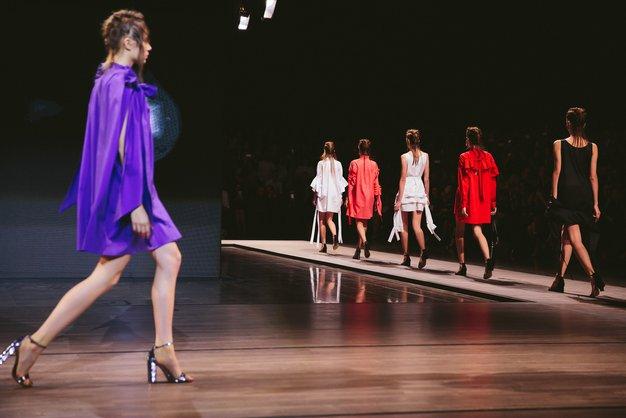 Mastercard® podarja neprecenljivo modno doživetje na Mercedes-Benz Fashion Week Ljubljana - Foto: MBFWLJ