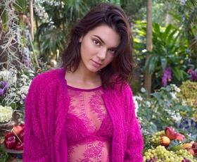 FOTO: Kendall Jenner postala obraz italijanske modne znamke La Perla