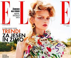 VROČE: Tukaj je nova Elle, ki tokrat prinaša ...
