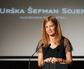 Urška Šefman Sojer je zmagovalka izbora Veuve Clicquot Business Woman Award