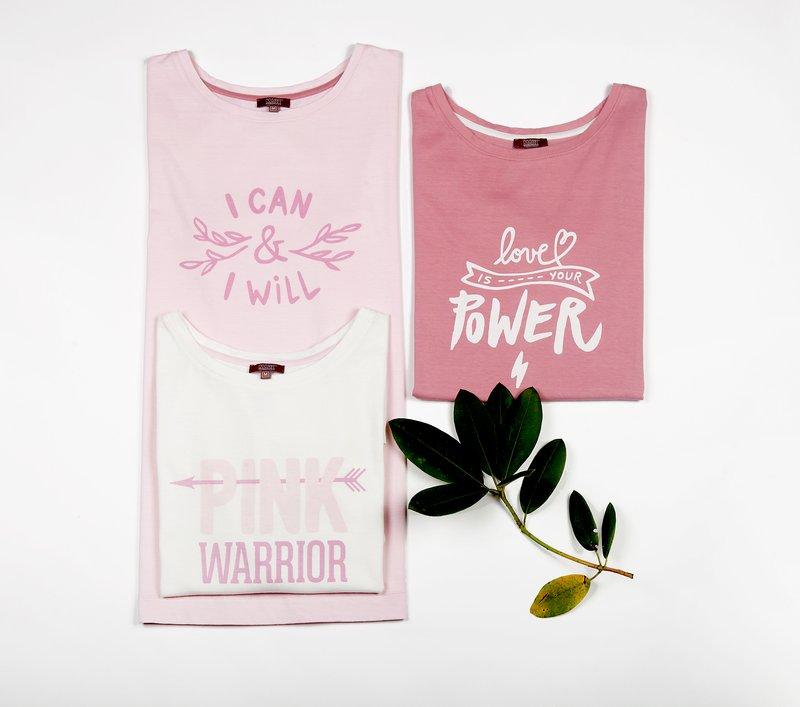 Rožnati oktober 2017: Marx ponosno podpira #pinkoctober z luštnimi roza majicami