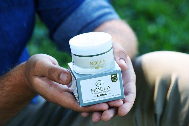 Kako je krema s polžjo slino postala inovativna podjetniška rešitev in optimalna nega za kožo - Foto: Štartaj Slovenija
