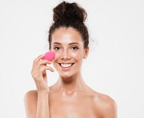 Kako pripraviti kožo na nanos tekoče podlage?