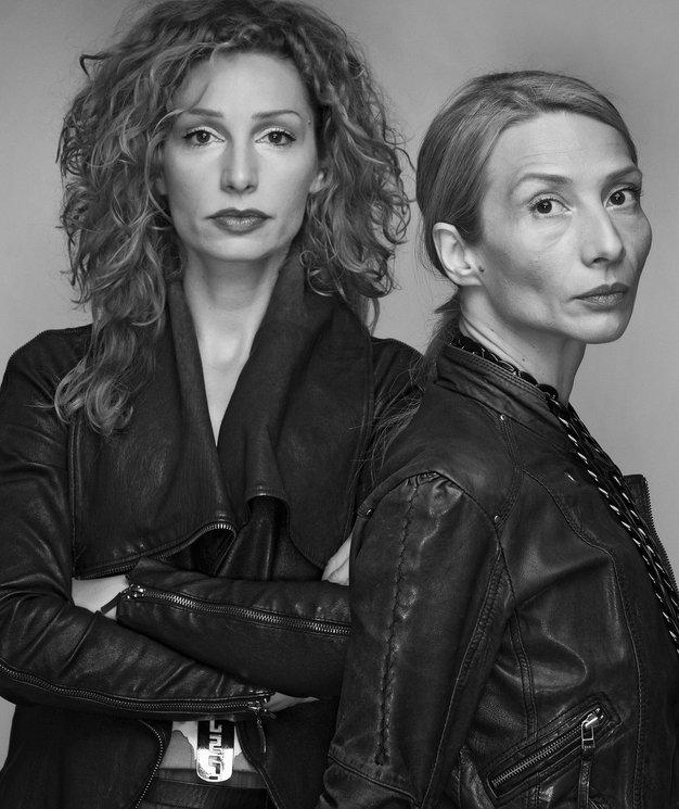 Jelena in Svetlana Proković - Foto: Osebni Arhiv