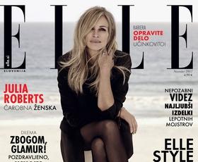 VROČE: Tu je nova, novembrska Elle!