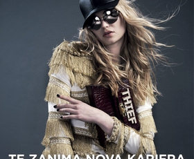 Vas zanima nova kariera v modni industriji?