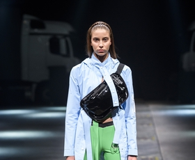 Sari Valenci za AND by Andraž: športna moda za izbrane okuse!