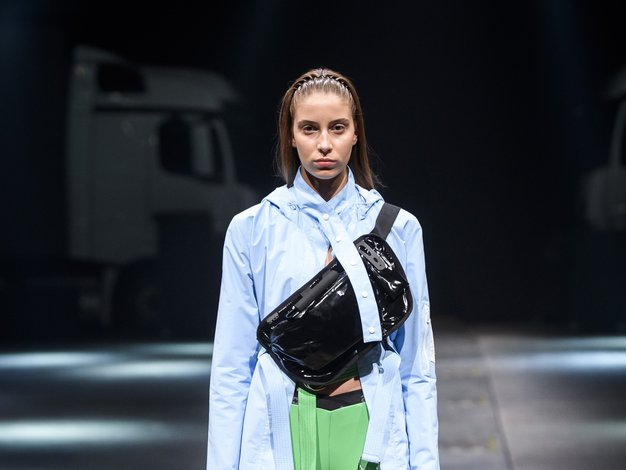 Sari Valenci za AND by Andraž: športna moda za izbrane okuse! - Foto: Sari Valenci
