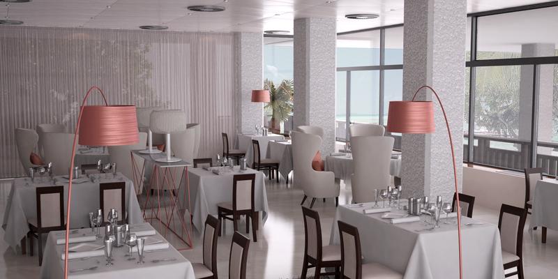 Nova restavracija Salina