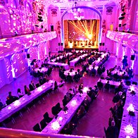 Dvorana Union v Grand Hotelu Union. (foto: Igor Zaplatil)
