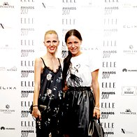 Maja Sotošek in Petra Rozman (foto: Aleksandra Saša Prelesnik )