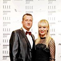 Valter Ferenac in  Sara Zakošek Ferenac (LifeClass Portorož). (foto: Aleksandra Saša Prelesnik )