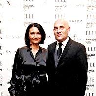 Petra Pogorevc in Goran Garevski (foto: Aleksandra Saša Prelesnik )